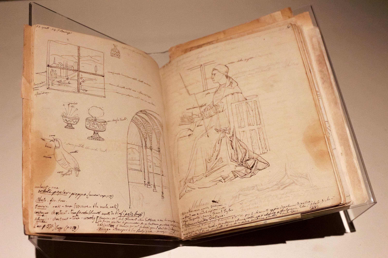 Giovan Battista Cavalcaselle, San Girolamo nello studio, da Antonello da Messina