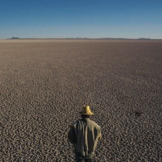 Immagine della desertificazione, mostra Capire il cambiamento climatico, Milano, Mauricio Lima