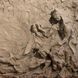 Seconda versione in gesso della Pietà di Fontana