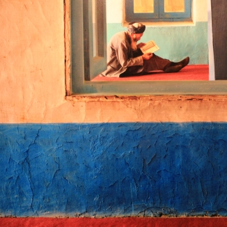 S. McCurry, Bamyan, Afghanistan, 2006
