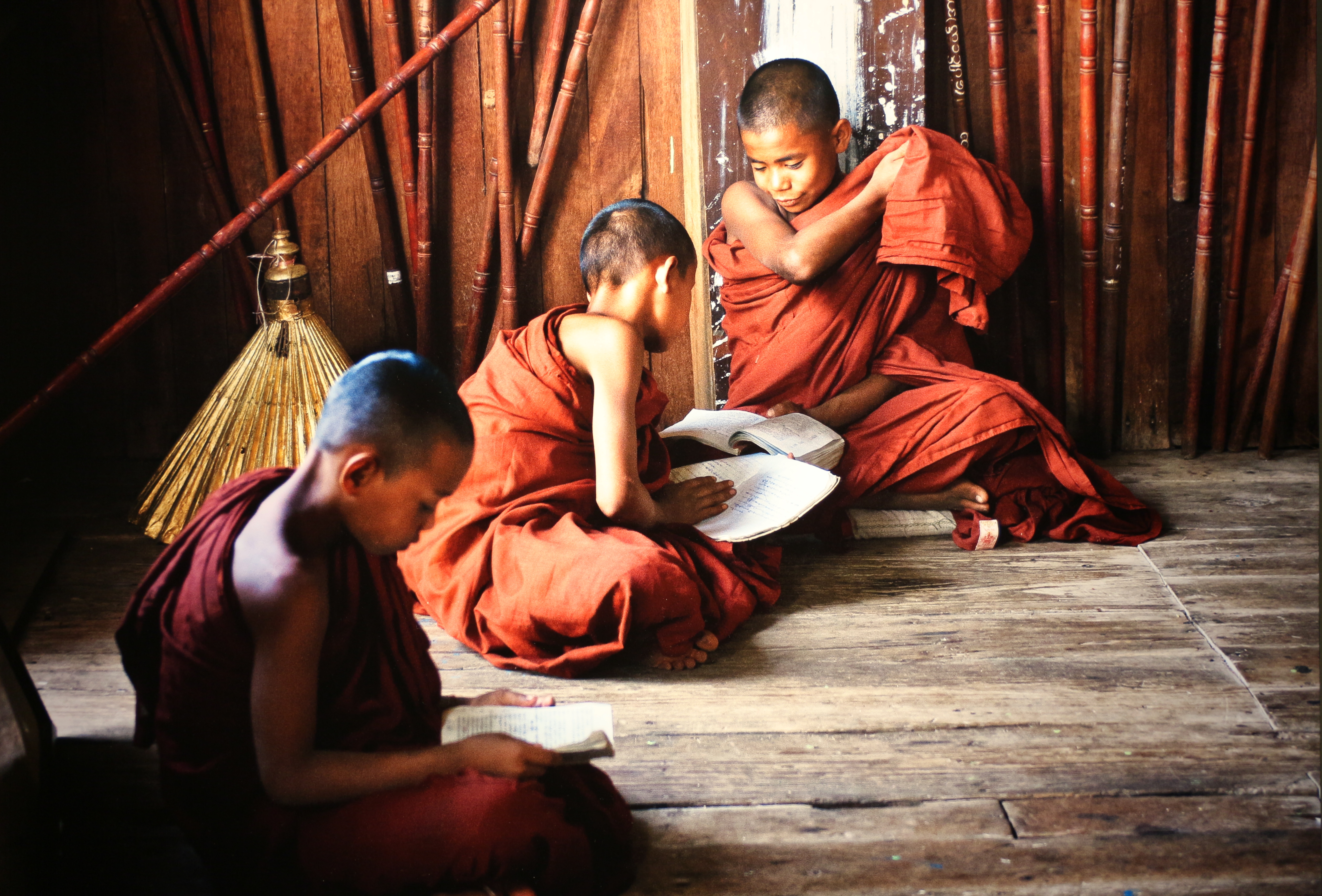 S. McCurry, Birmania, 2010