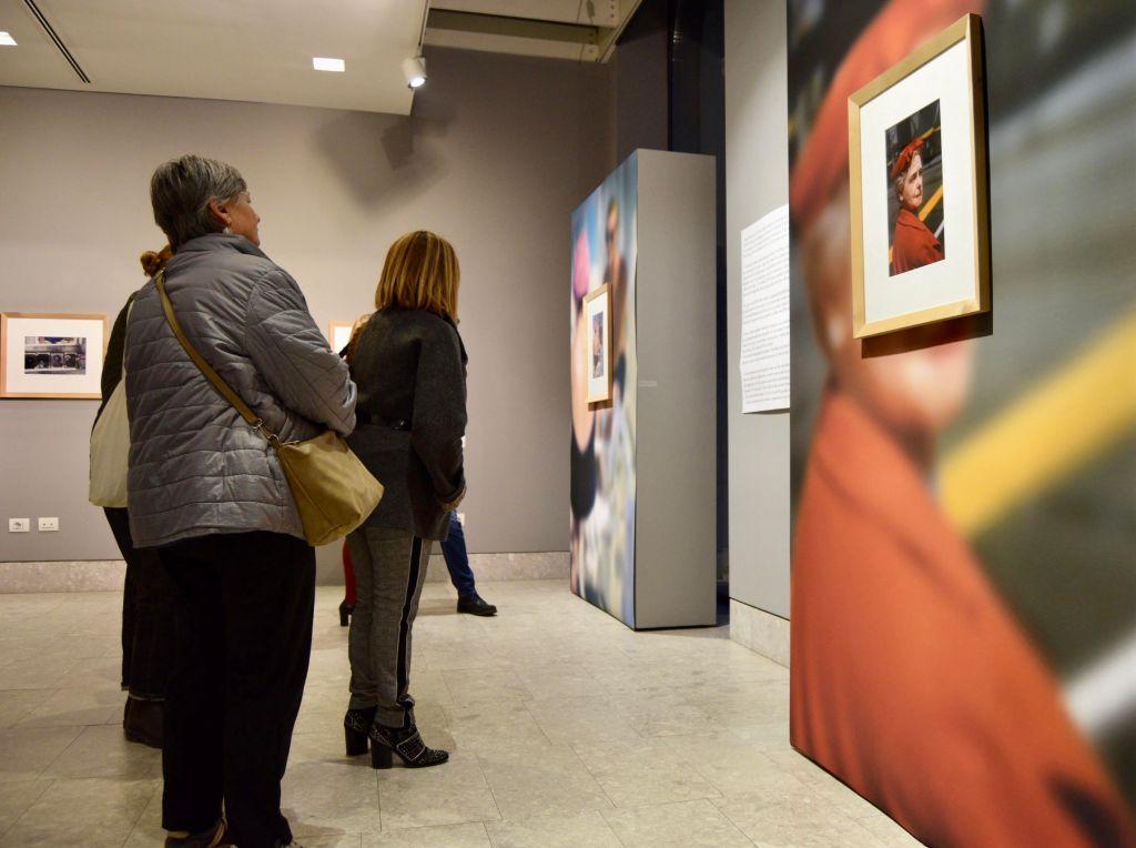 Vivian Maier. A colori. Forma Meravigli, Milano 2019. Foto di Laura Marasà.