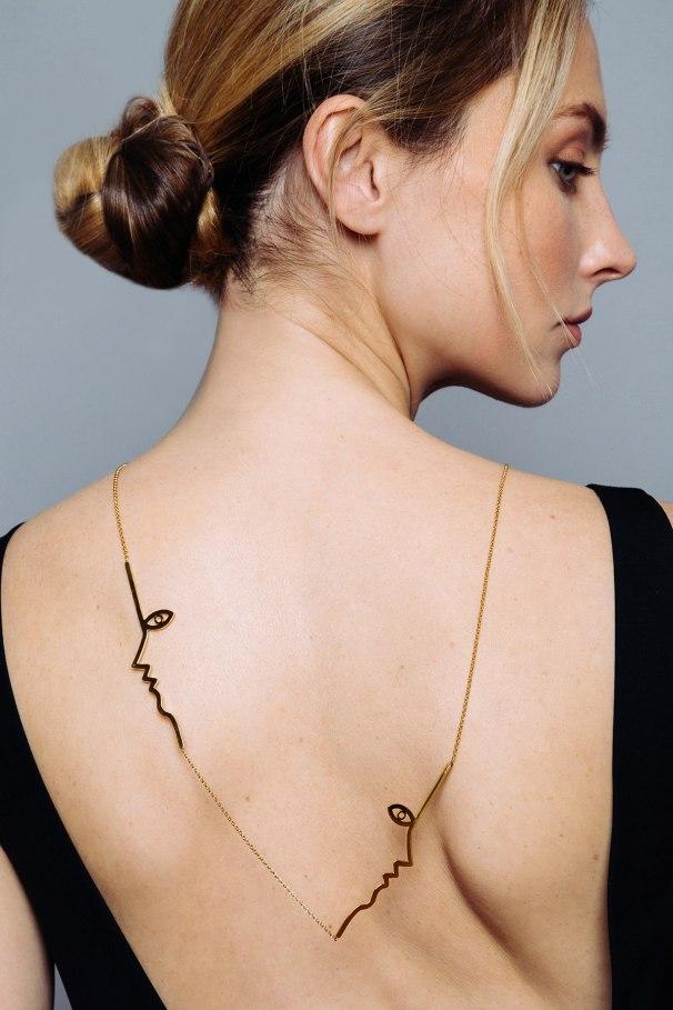 Collana della nuova collezione Mara Paris. Credit.