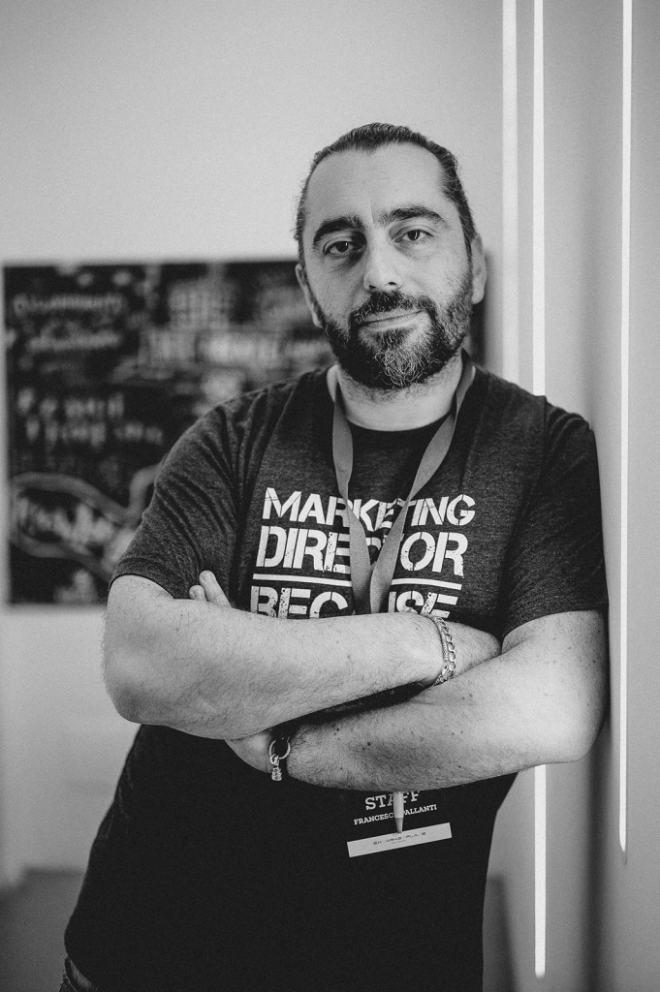 Intervista a Francesco Pallanti